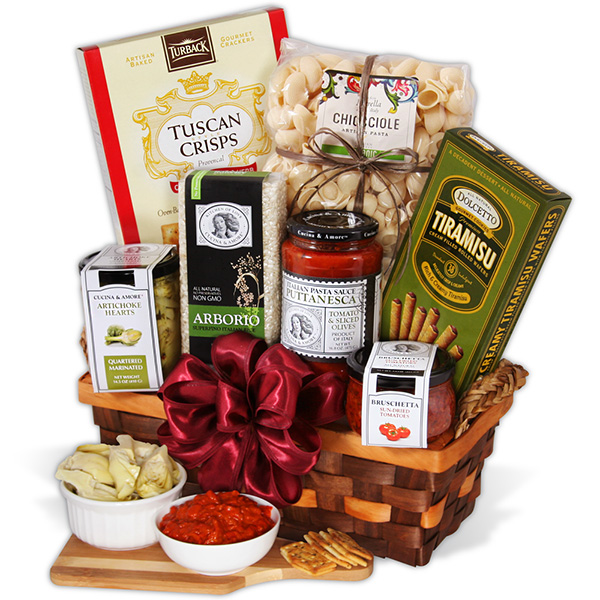 Gift Baskets Taste of Tuscany