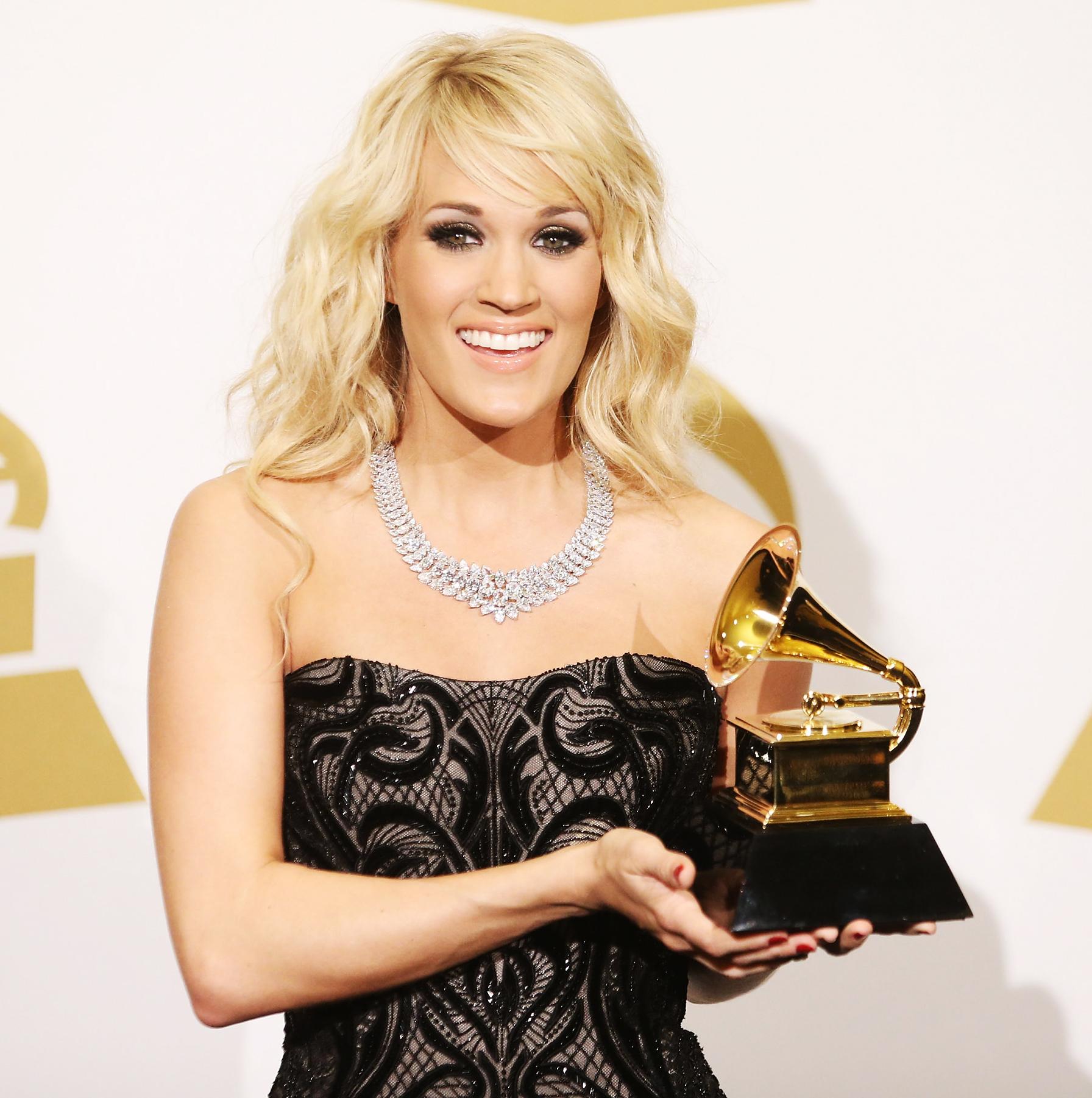 Carrie Underwood Grammy