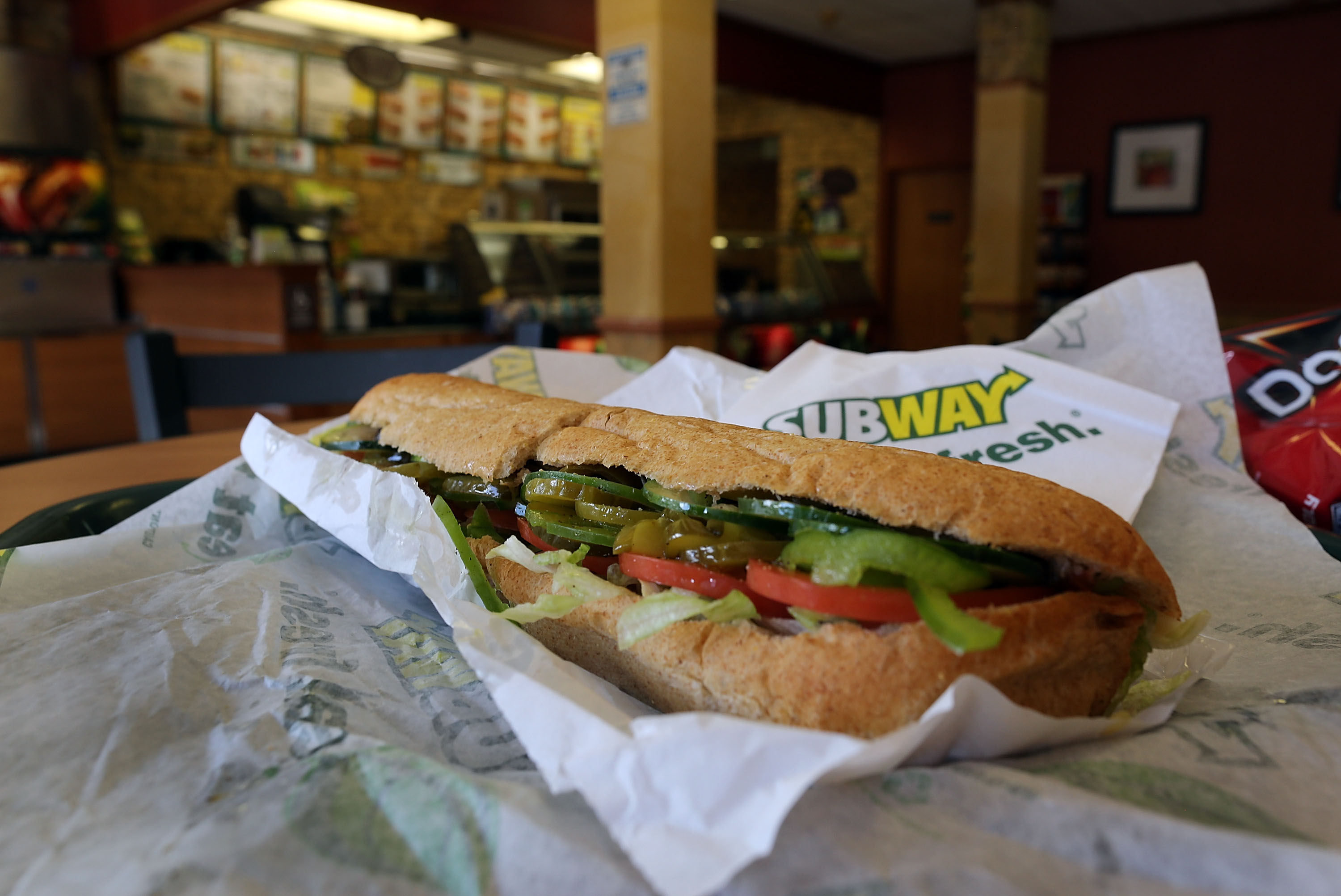 Subway-Sandwich