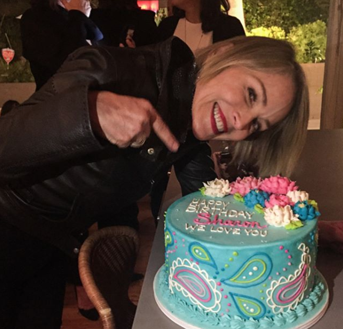 Sharon Stone birthday