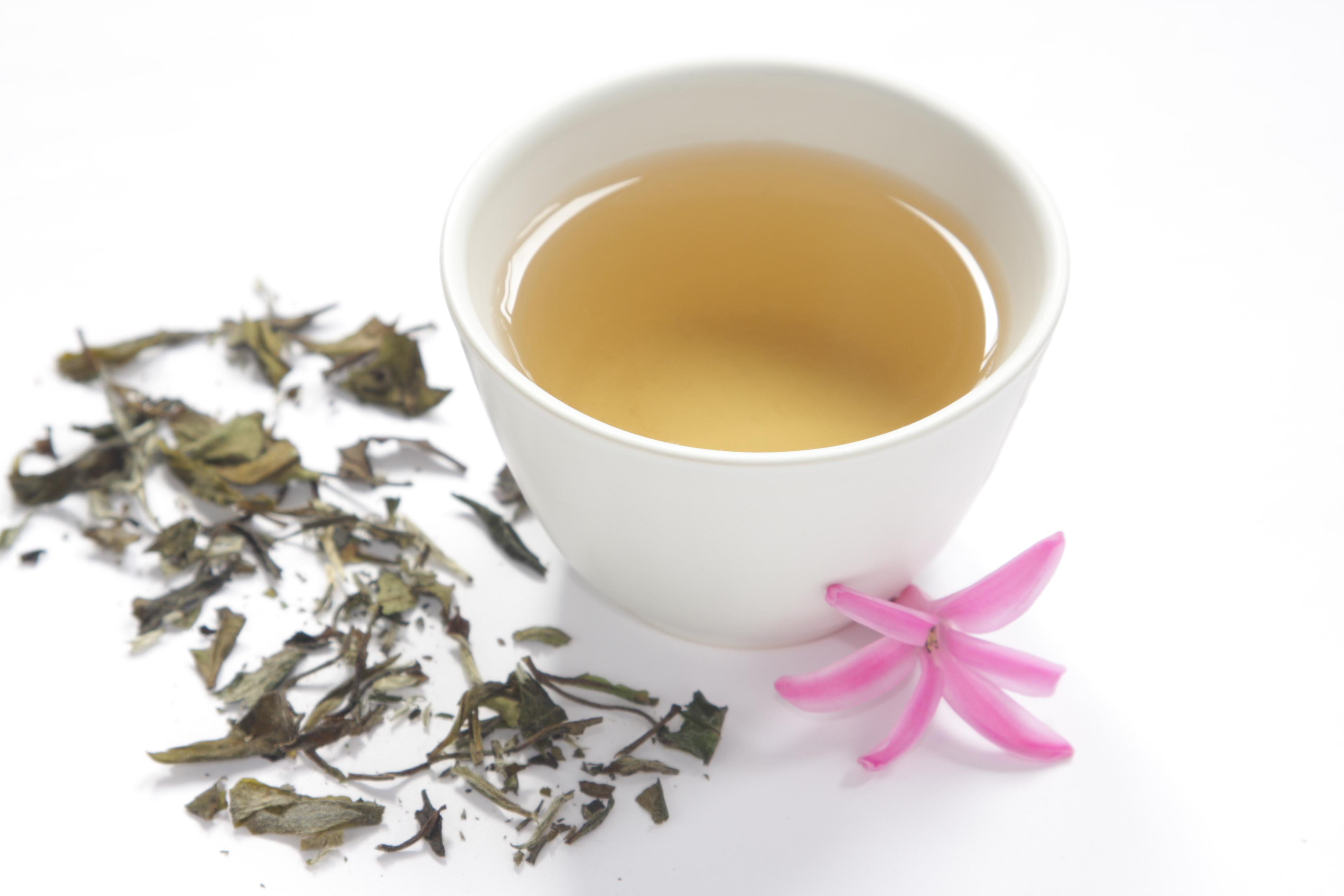 white tea getty