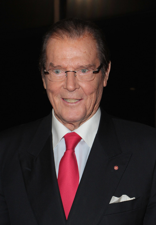 roger moore recent getty