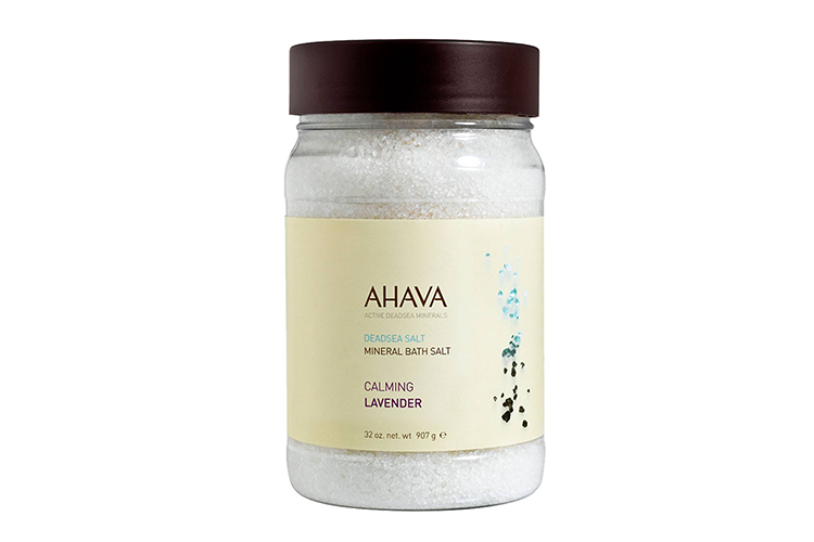 ahava salt scrub for mom