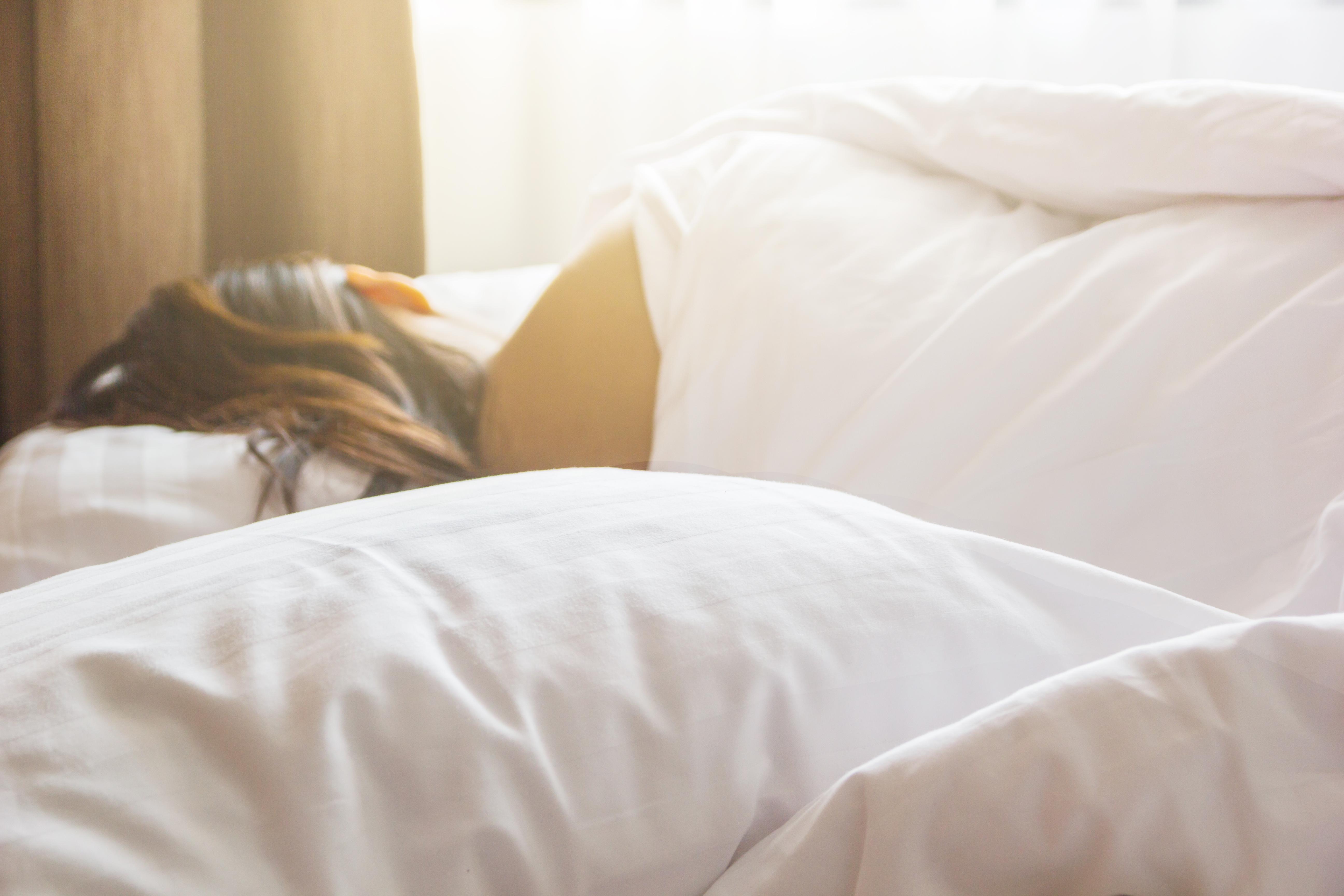 sleeping-cellulite
