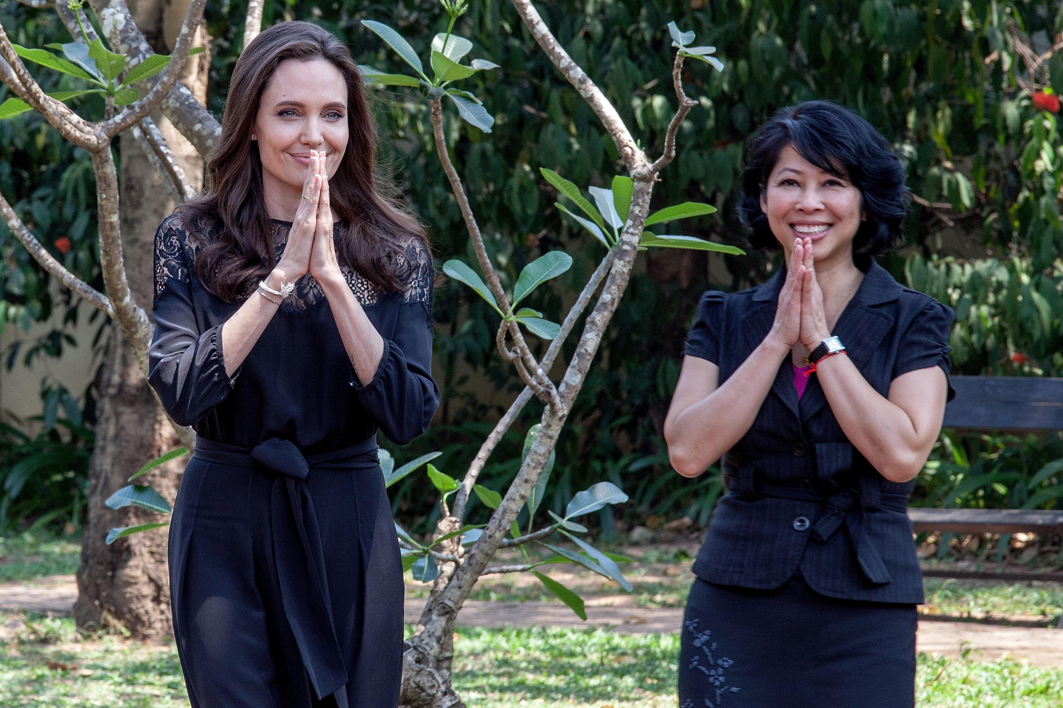 Angelina Jolie Loung Ung