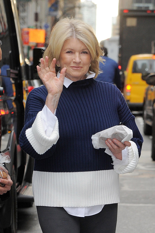 Martha Stewart 2017