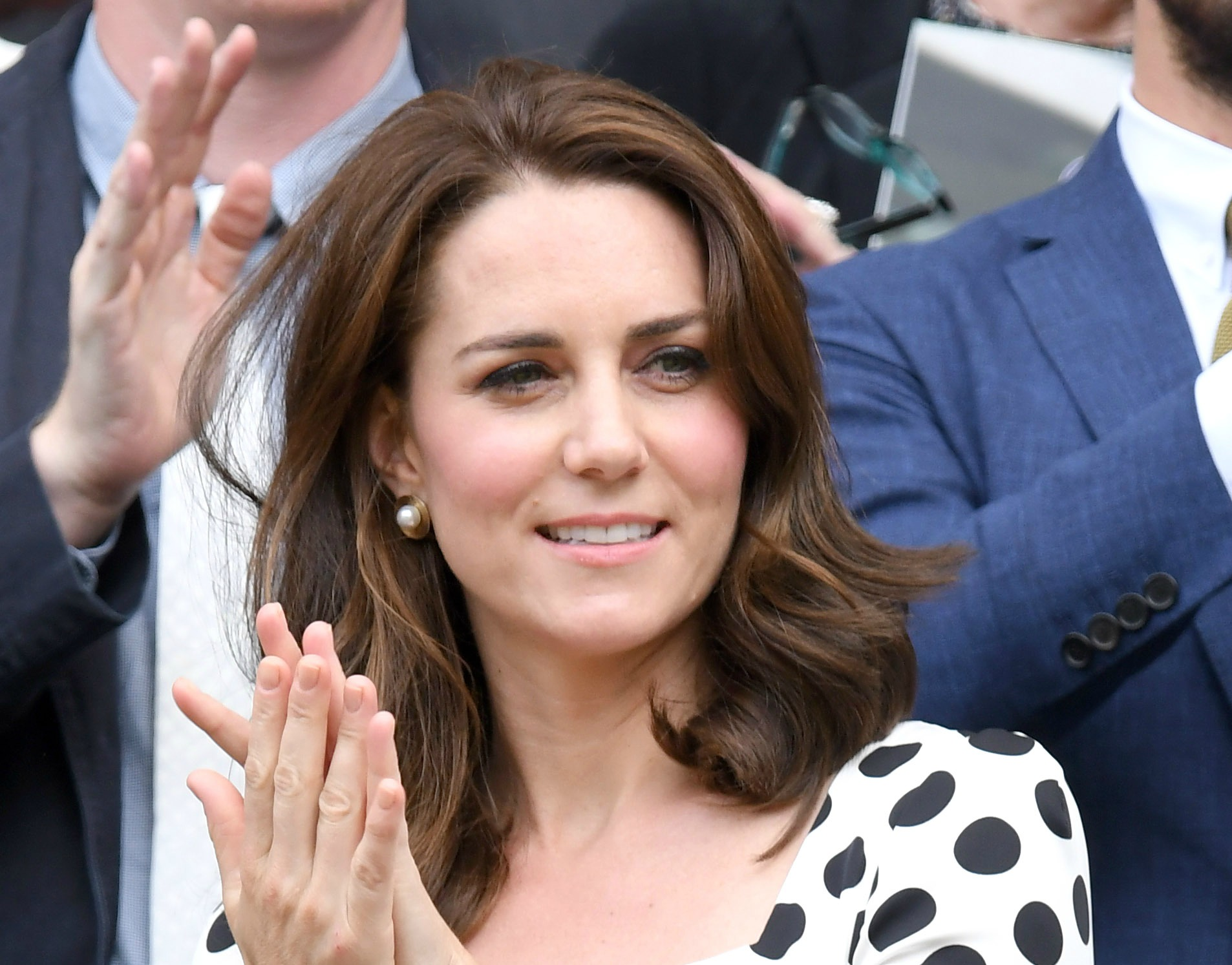 kate middleton haircut