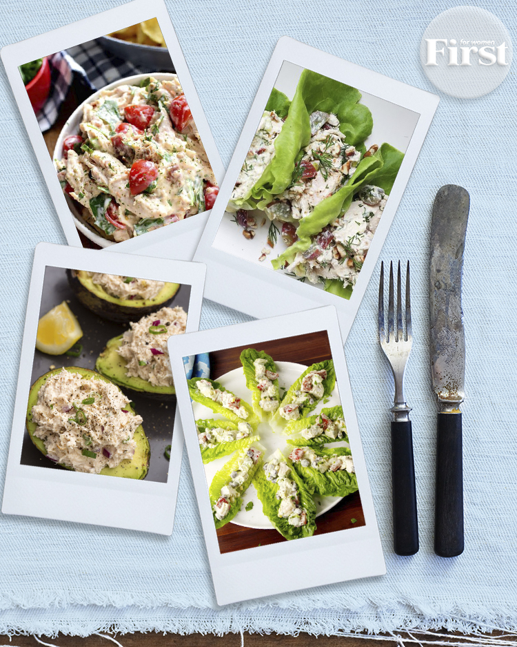 Summer Chicken Salad Recipes