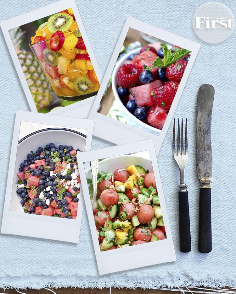 Summer Fruit Salad Recipes