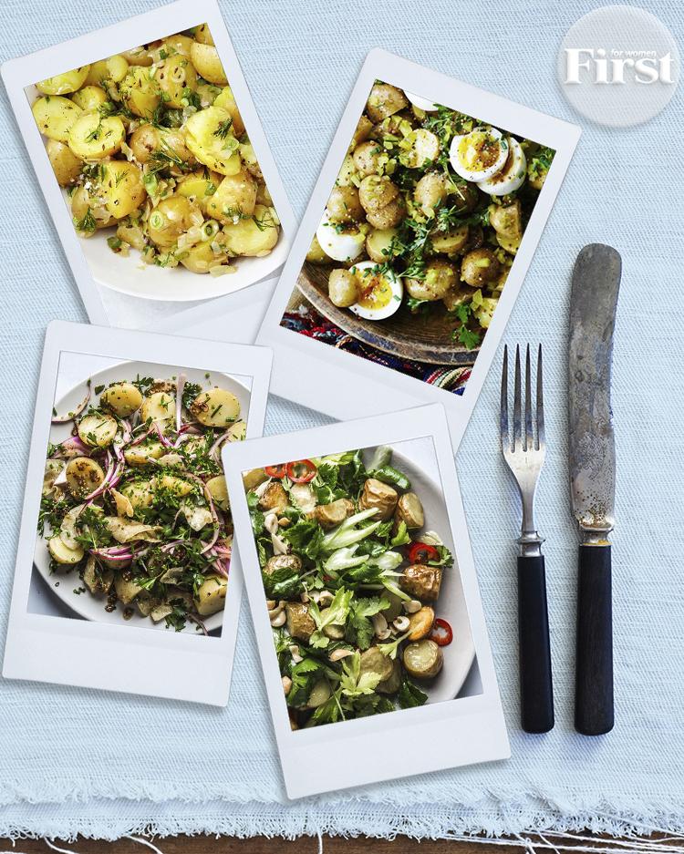 Summer Potato Salad Recipes