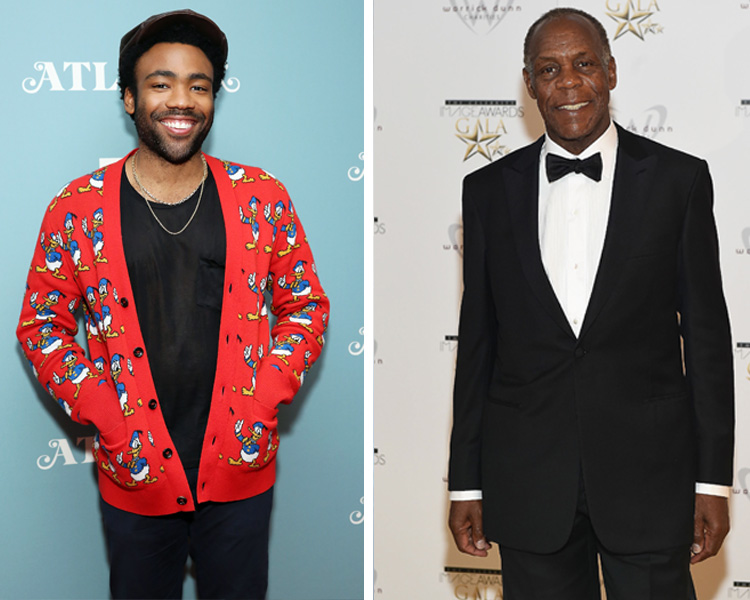 danny and donald glover