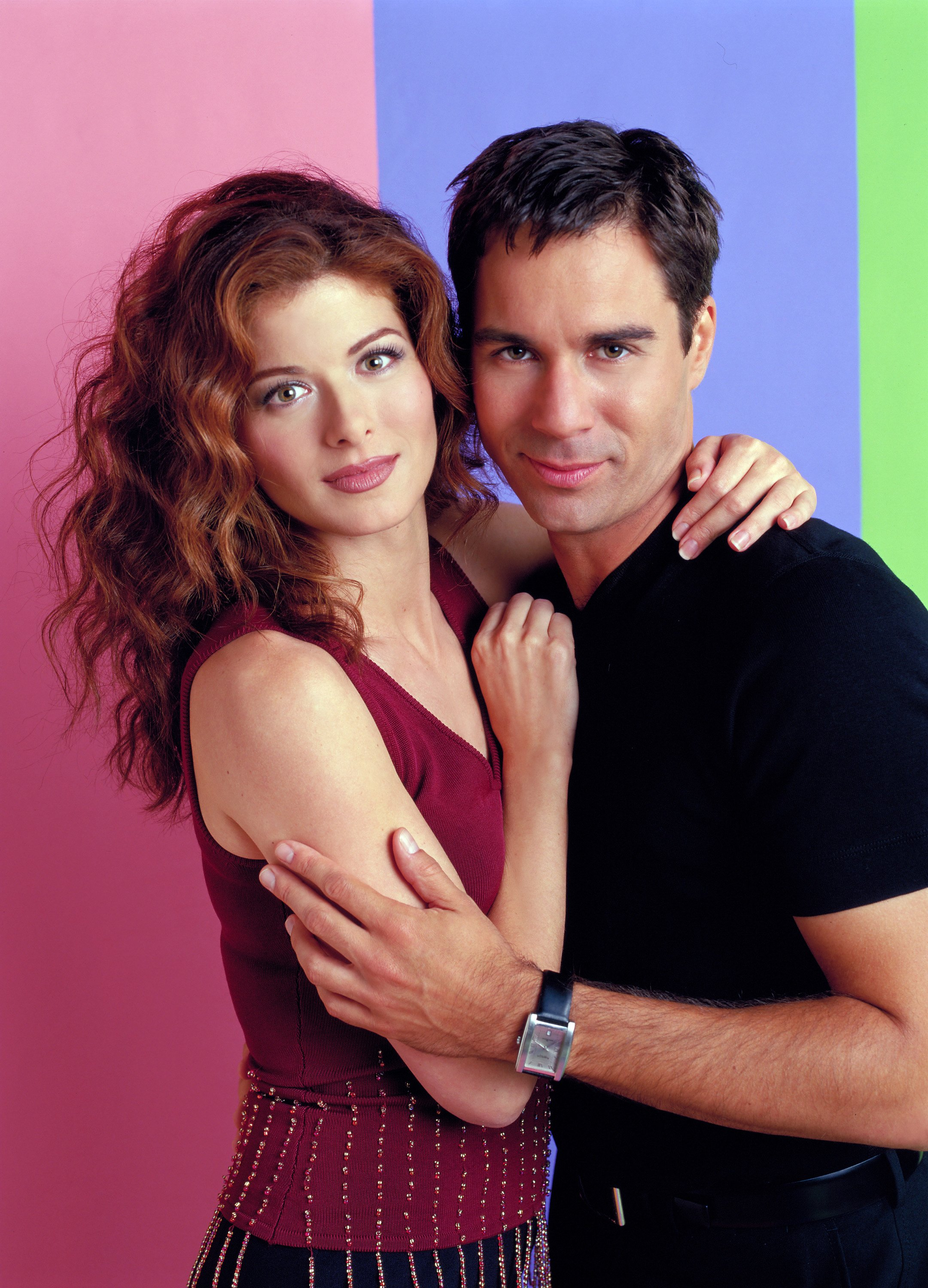 will and grace - getty images