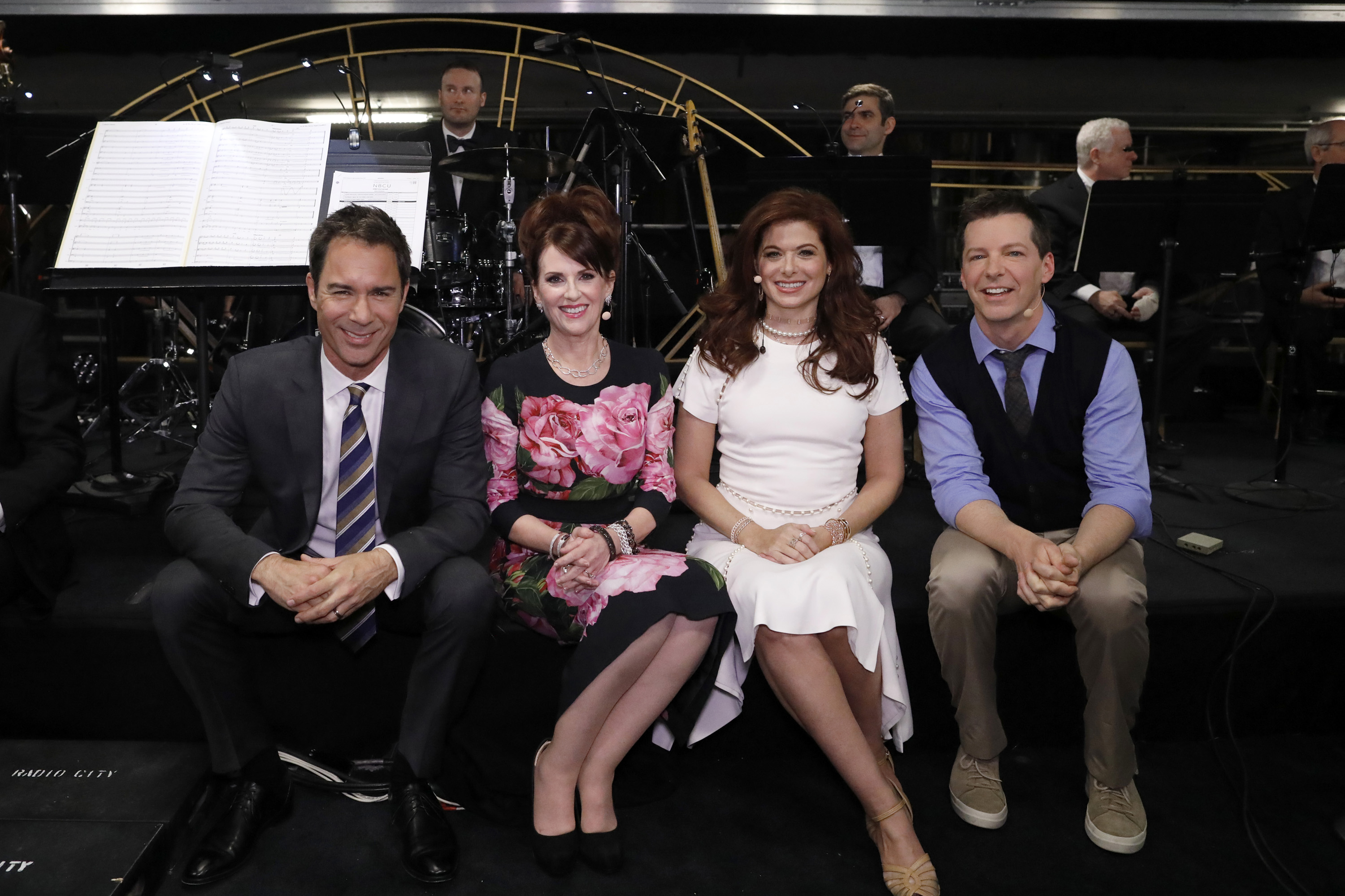 will and grace reboot - getty images