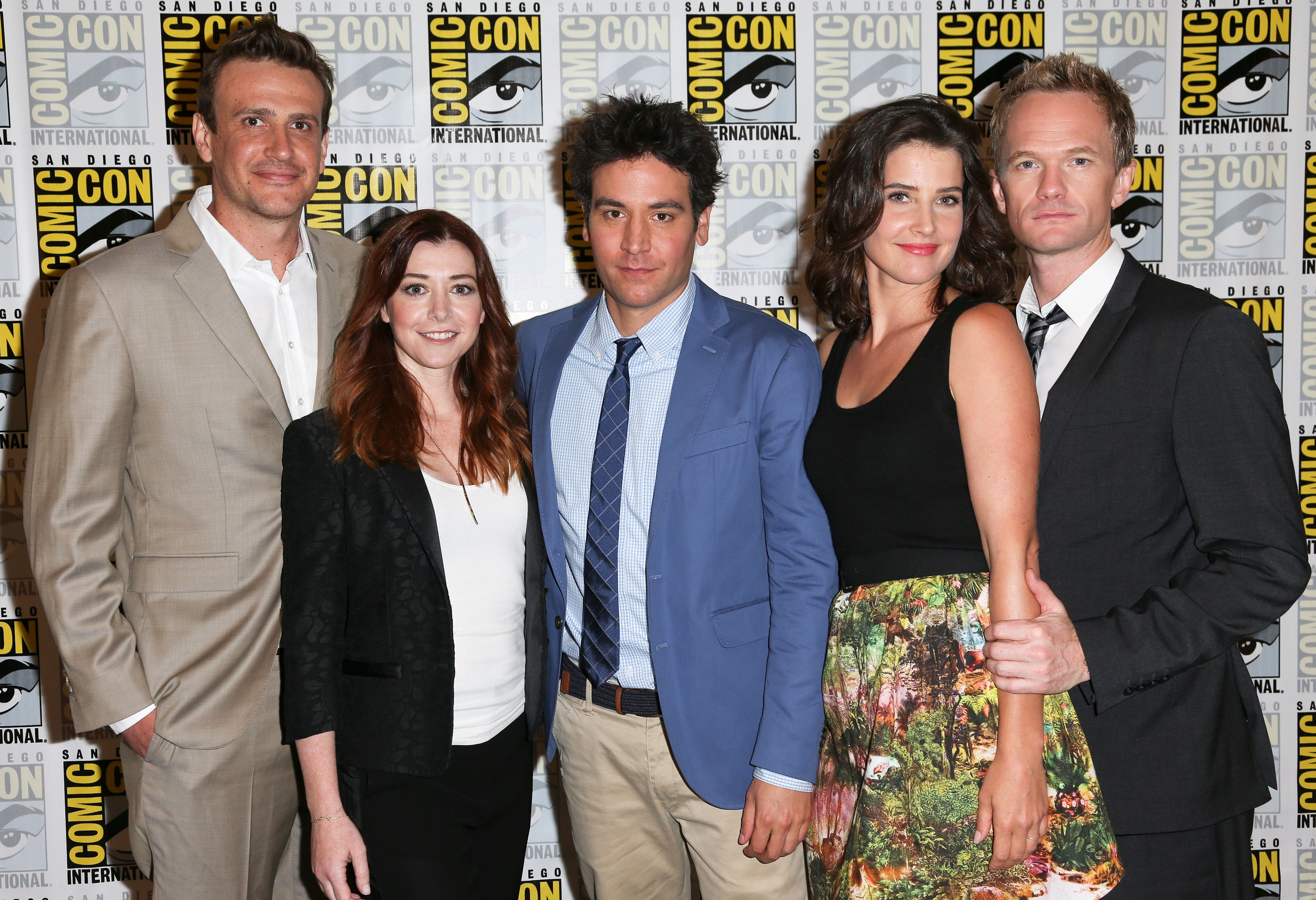 How I Met Your Mother cast Getty