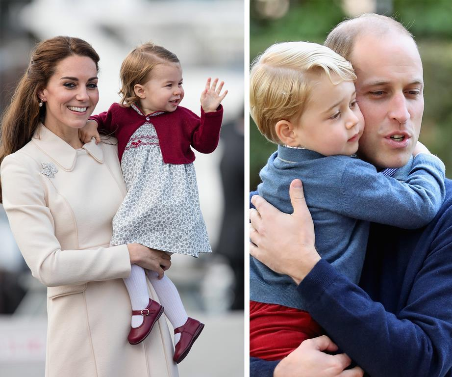 Kate Middleton Prince William Parenting