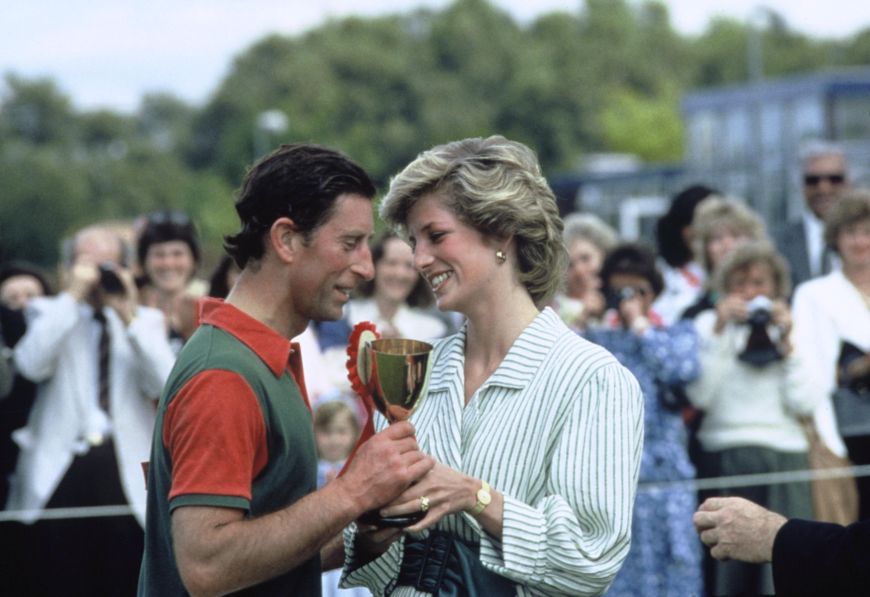 Princess Diana Prince Charles Polo