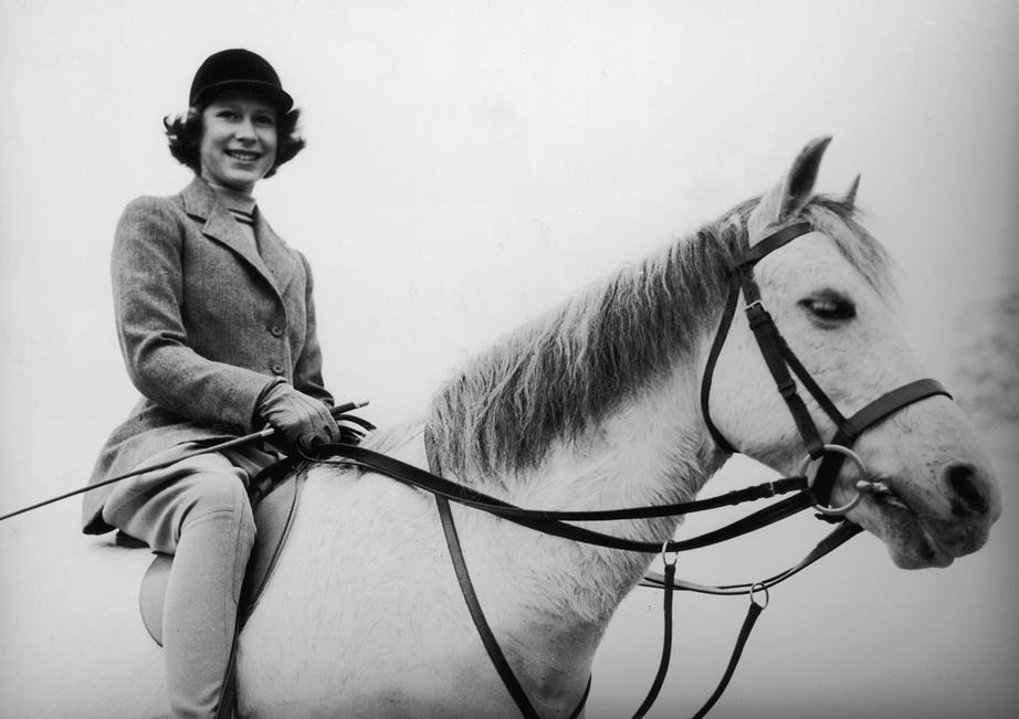 queen elizabeth horse 1940