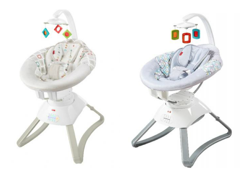 Fisher Price Recall Soothing Motions Seats