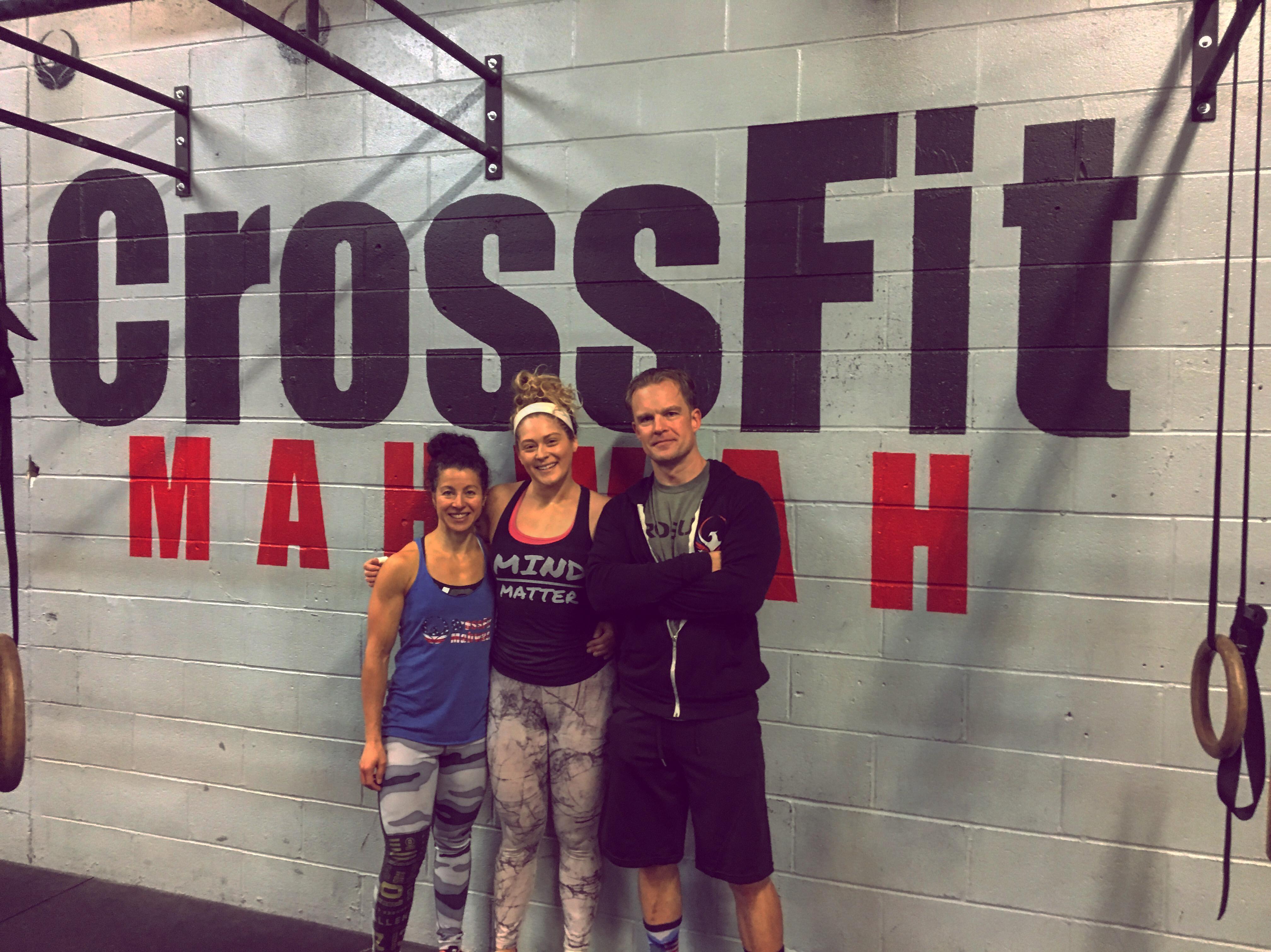 Jeryl CrossFit