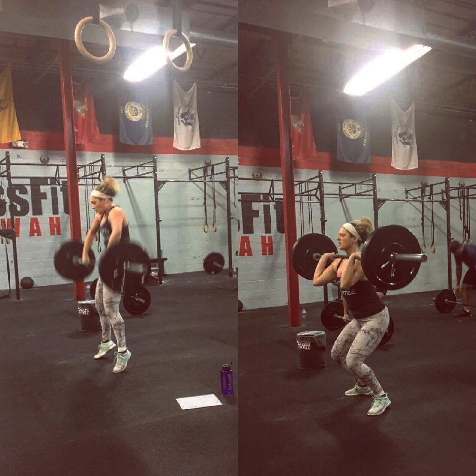 Jeryl CrossFit 2