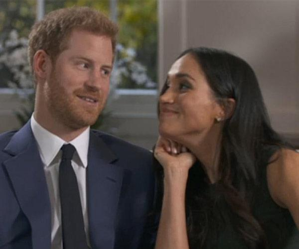 meghan leaning in harry