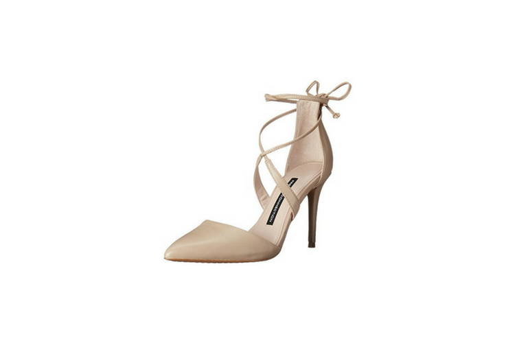 Meghan Markle Shoe Leather