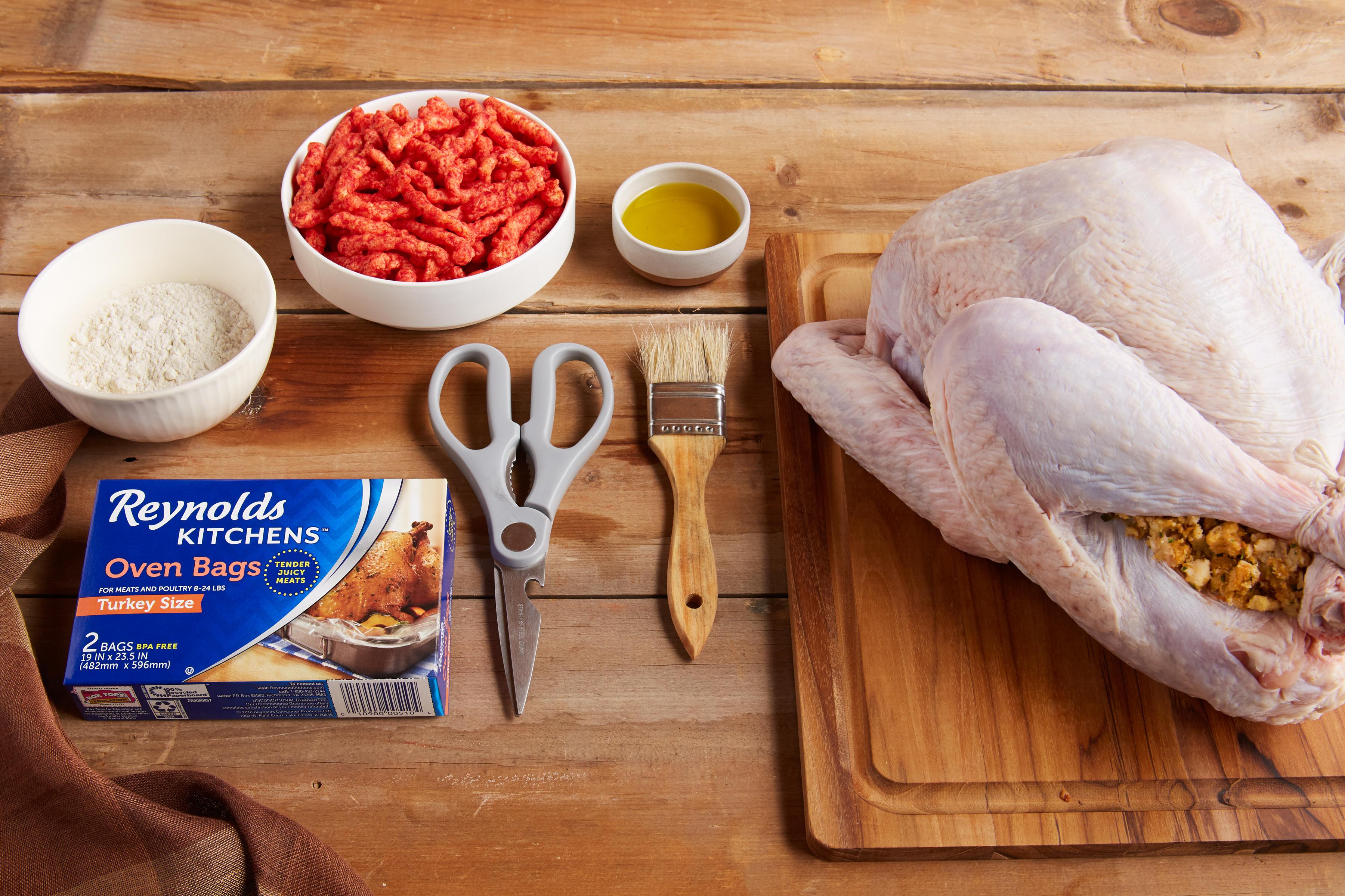 Flamin' Hot Cheetos Turkey Ingredients
