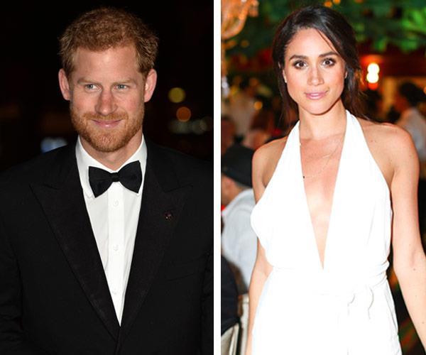 Prince Harry Meghan Markle Engaged