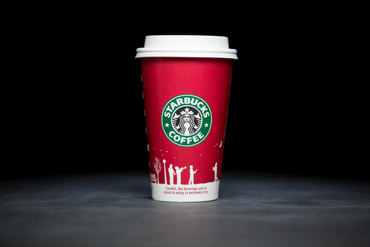 Starbucks Christmas Cups 2006