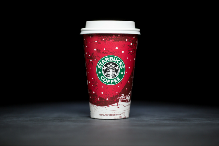 Starbucks Christmas Cups 2007