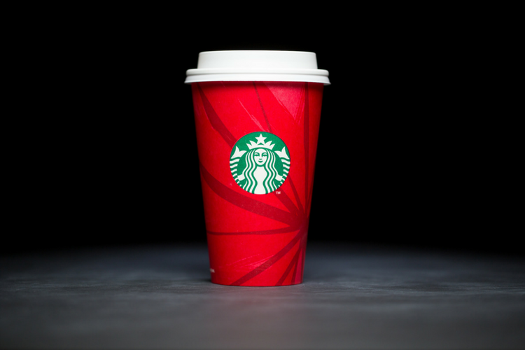 Starbucks Christmas Cups 2014