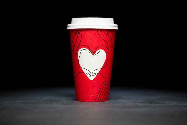 Starbucks Christmas Cups 2017