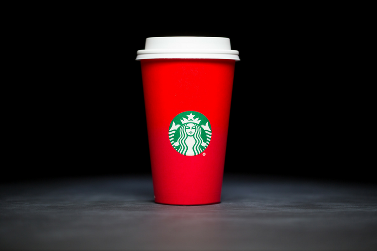 Starbucks Red Cup 2015