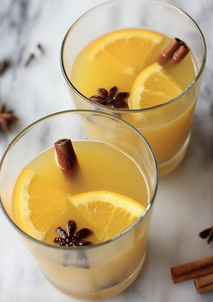 Orange Cinnamon Blossom