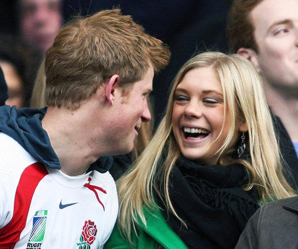 prince harry and chelsy