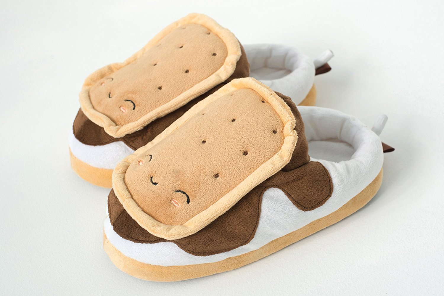 S'mores slippers