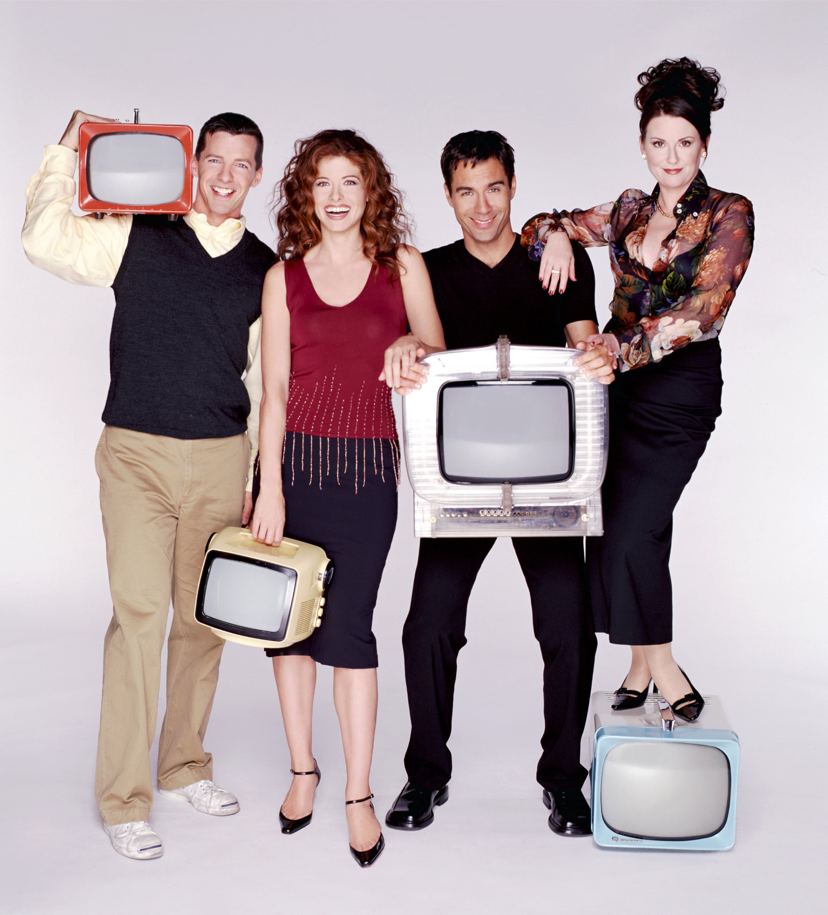 'Will & Grace' Getty Images
