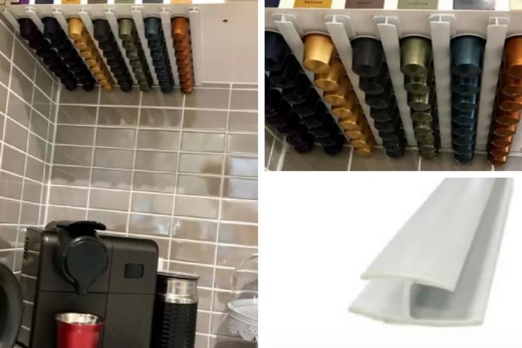 Coffee Pod storage hack