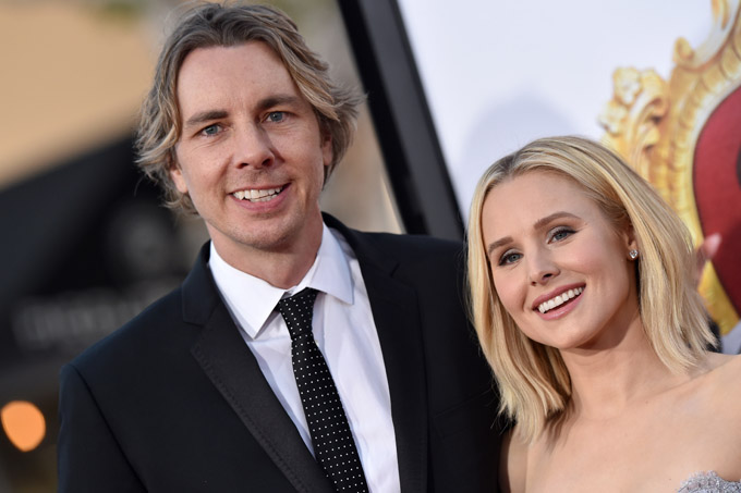 Dax Shepard Kristen Bell Getty Images