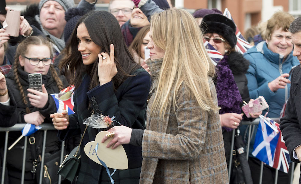 Meghan Markle Assistant Amy Pickerill