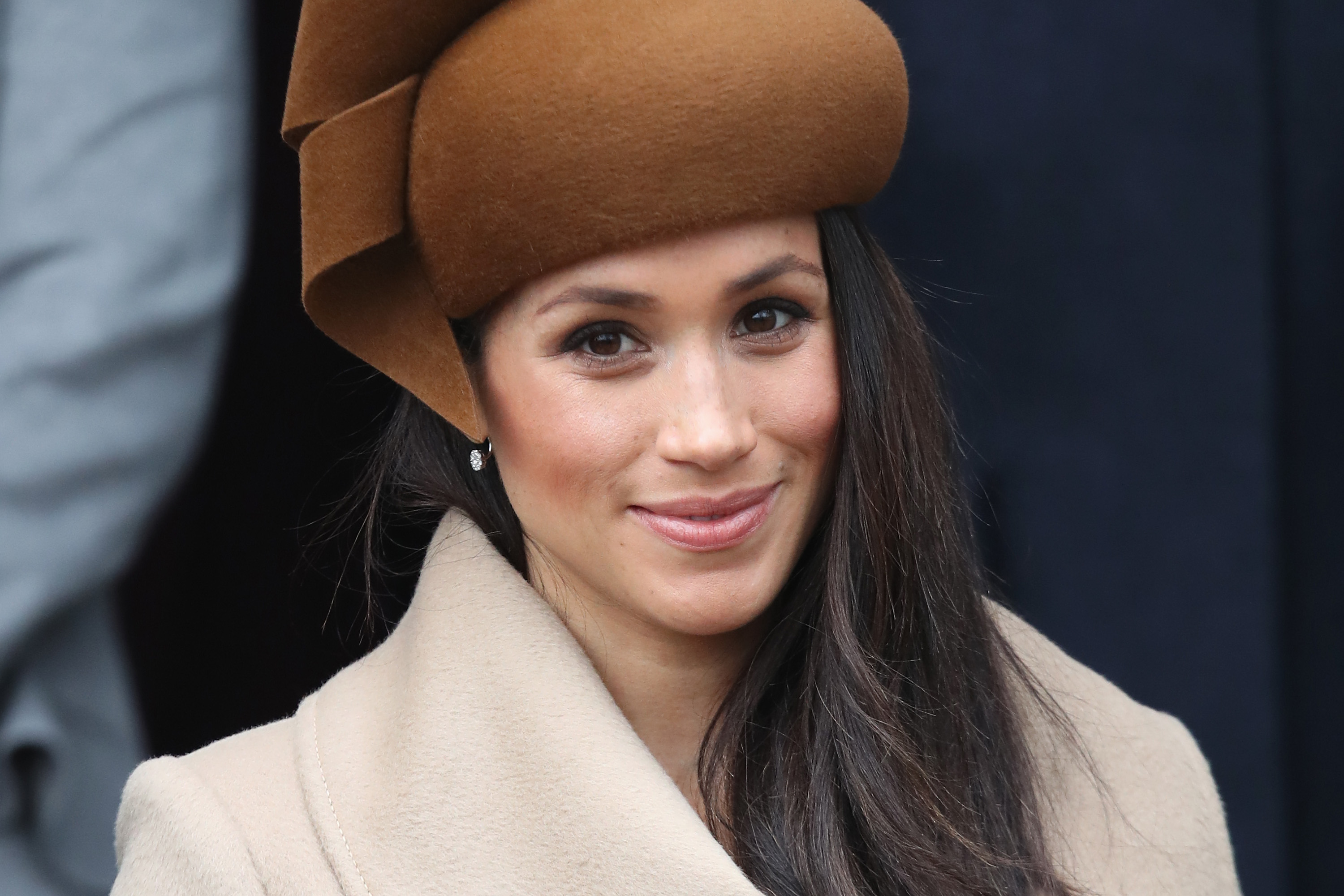 Meghan Markle Christmas Outfit
