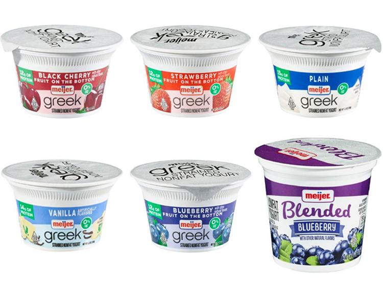 recalled yogurt
