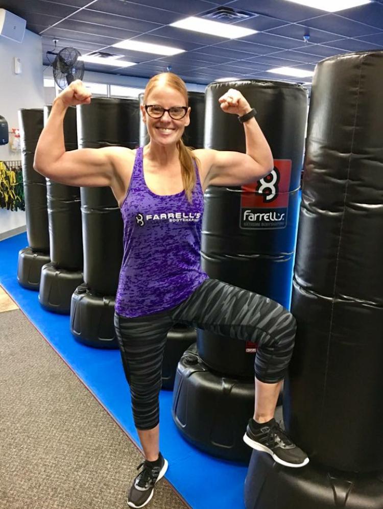 stephanie lang gym