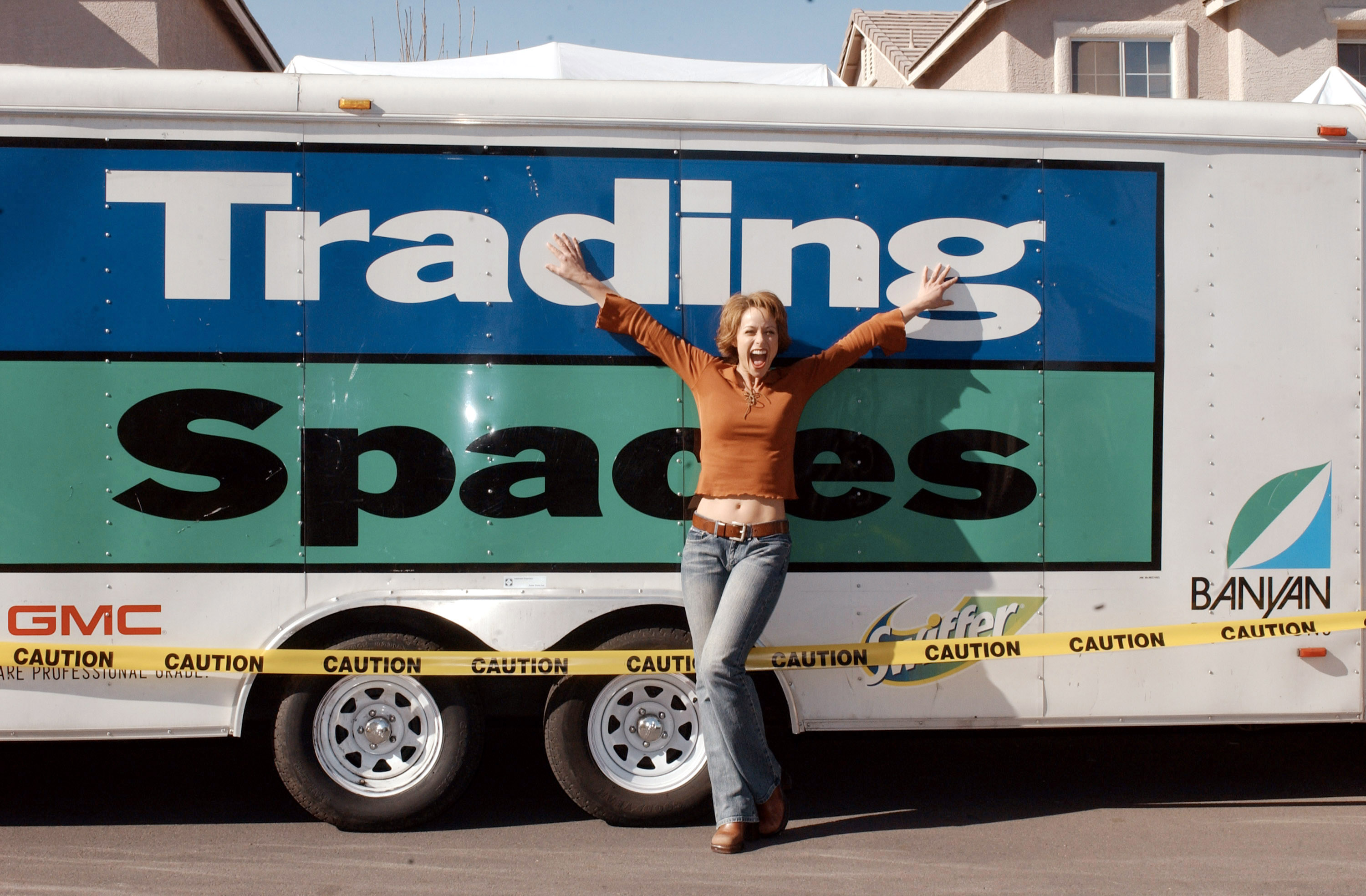 Paige Davis Trading Spaces Getty