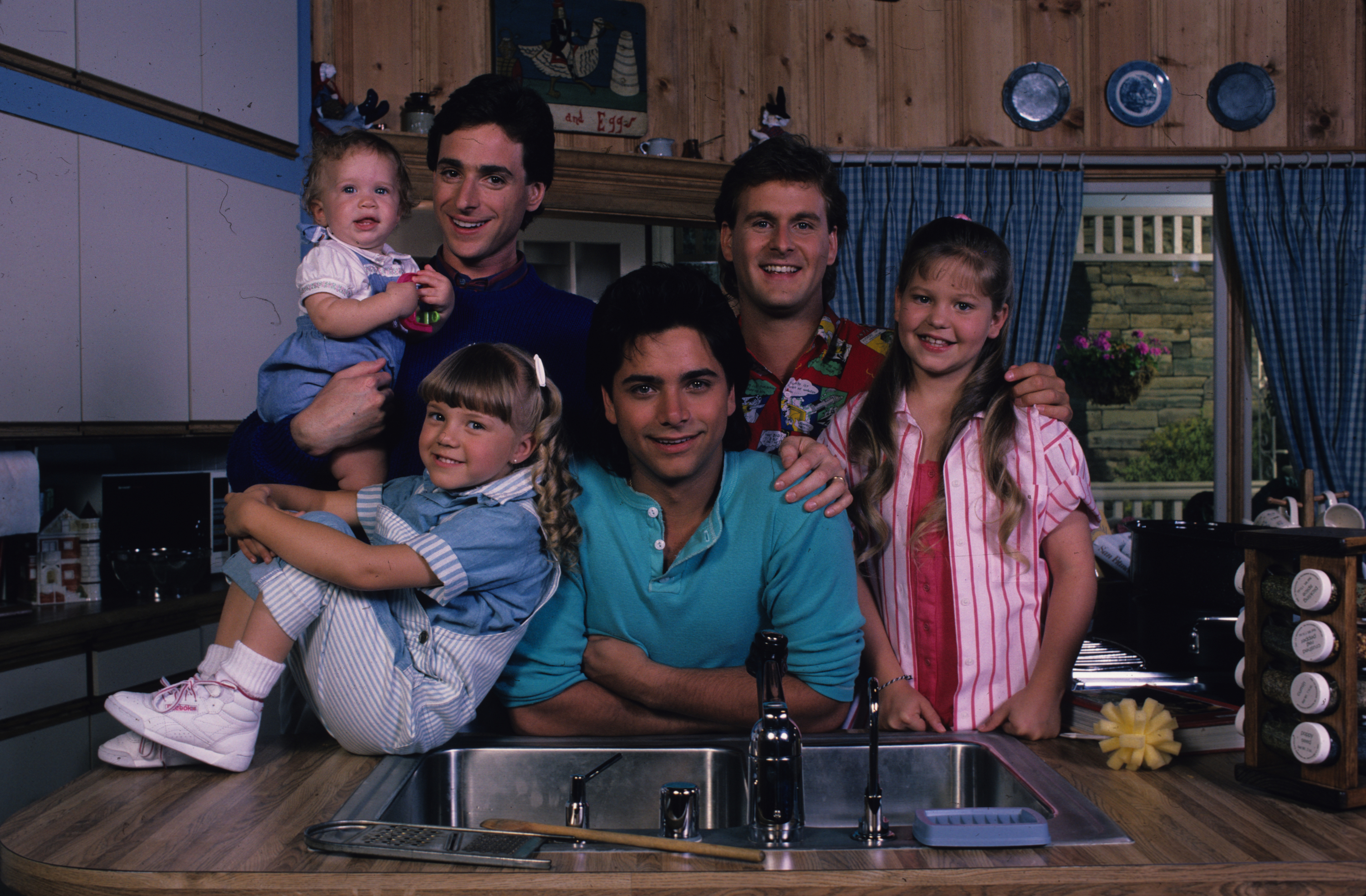 Full House Cast Getty