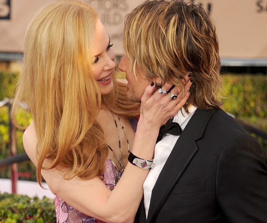 Keith Urban Nicole Kidman in love