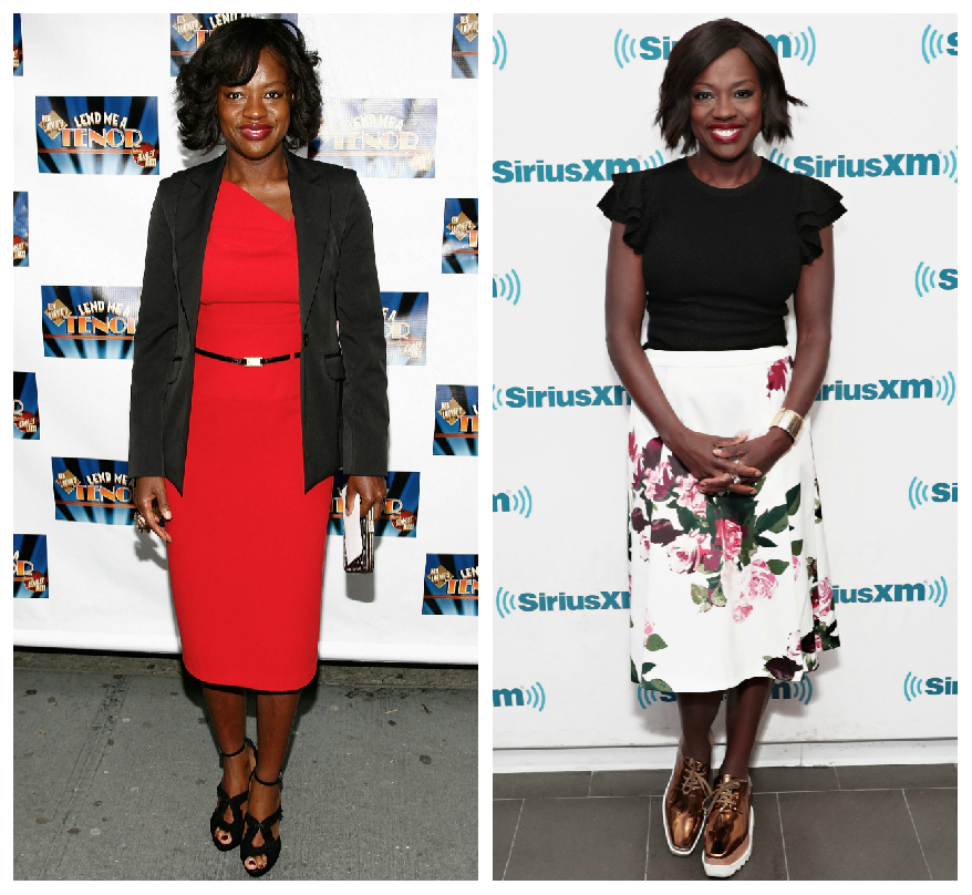 Viola Davis weight loss Getty