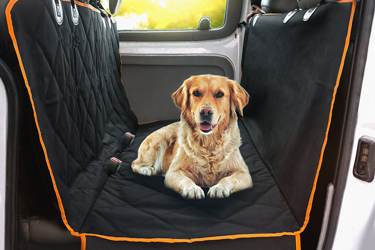 Dog Seat Cover Car Pets