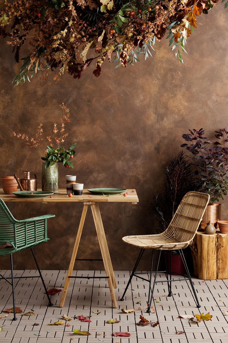 Paint Trends Haymes Terracotta