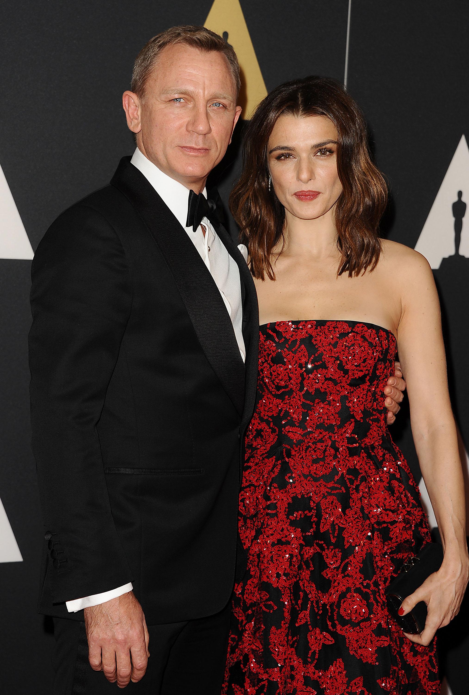Rachel Weisz Daniel Craig Getty Images